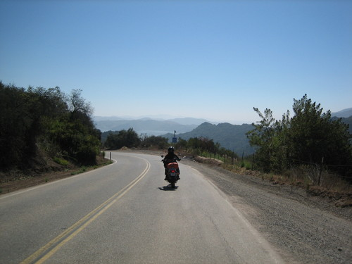 Carpinteria to Ojai