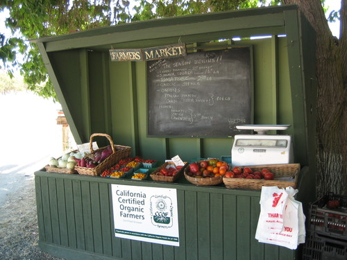The Roadside Farmstand