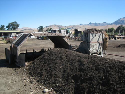 Compost Churner